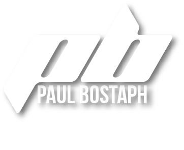 PAUL BOSTAPH | The Official Website