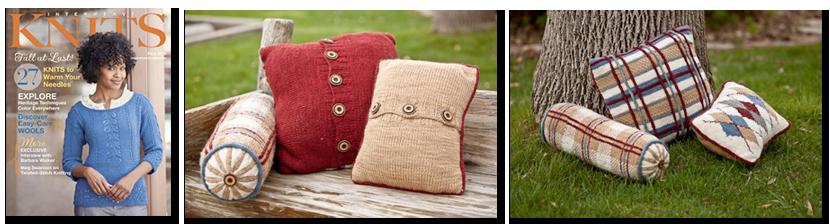 Interweave Pillows Set