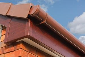 pvc roofline guttering west lothian
