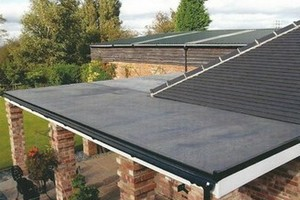 flat roofs west lothian