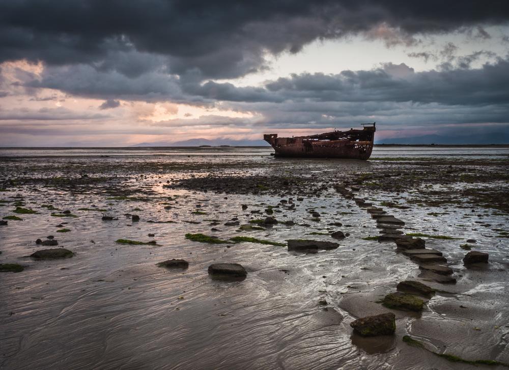 _21 Shipwreck Sunset Dark Clouds.jpg