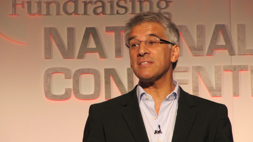 Steve Chalke, MBE / Founder of Oasis Trust & UN Special Advisor on Community Action and Human Trafficking