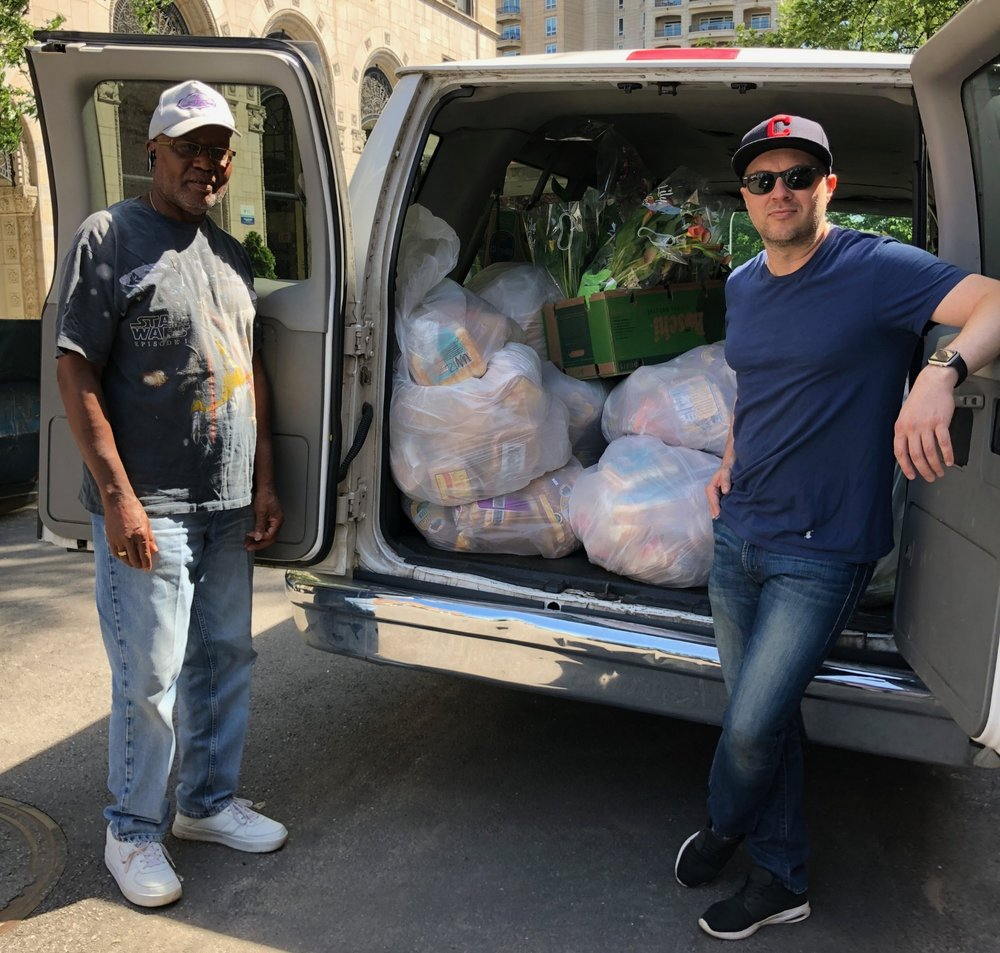 Our Mission - Simple idea + Low Overhead = Huge Impact.There is literally tons & tons of healthy organic food available to be redistributed from grocery stores at the end of each day. We connect local people to that food and help them share it with at-risk people in the community.Learn More