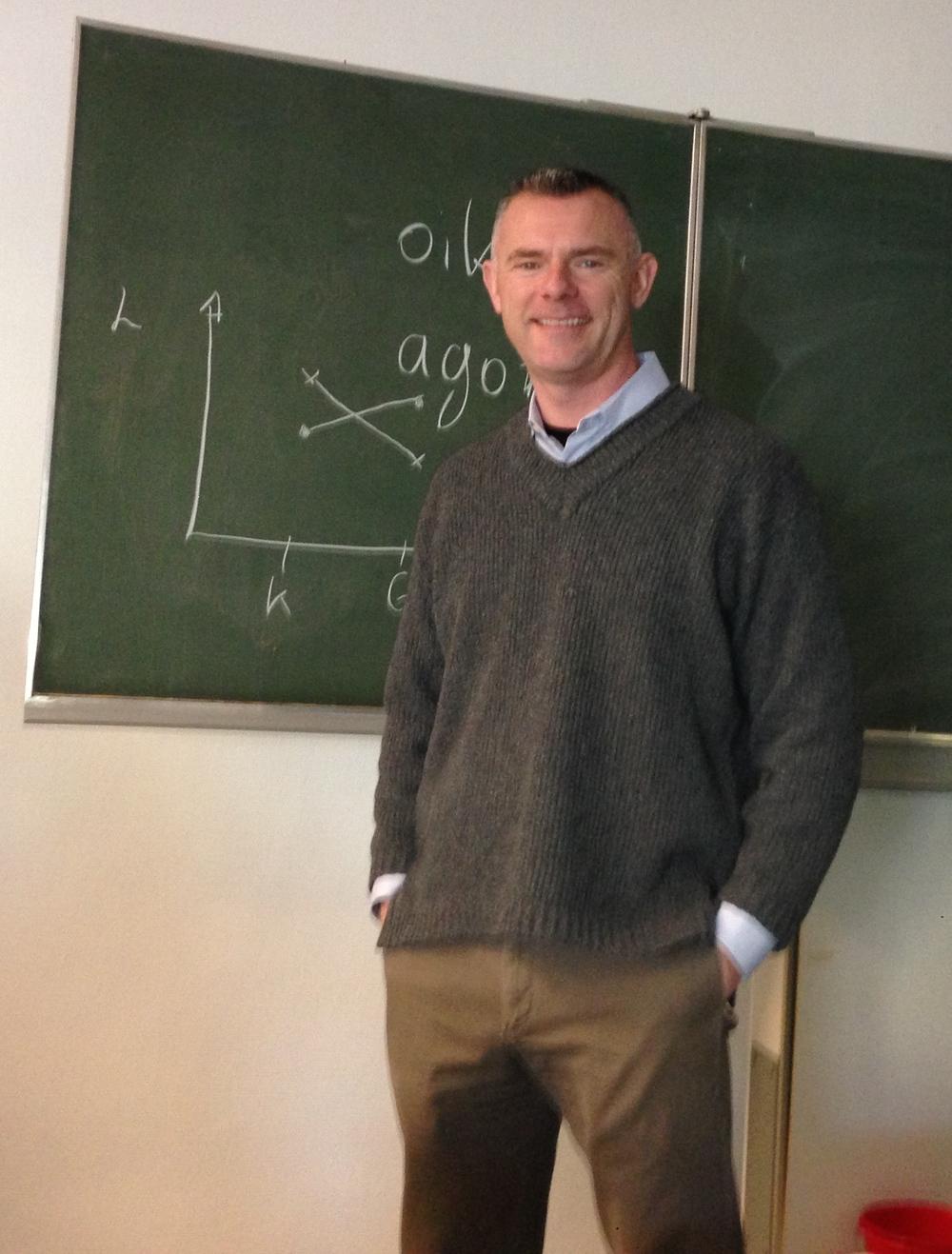Andrew Conway   Senior Lecturer   aconway@princeton.edu