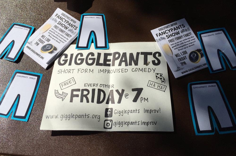 gigglepants fliers.JPG