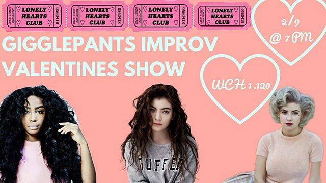 """""""Woah! A whole improv show dedicated to finding love? that CANT be real!!!"""" - Barack Obama  well, Barack! think again! we've got a show THIS FRIDAY @ 7 in WCH 1.120! find love at this show! maybe kiss someone at this show? (but keep it clean u weirdos) https://www.facebook.com/events/2043894729222331/"""