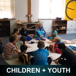 Preschool through 5th grade Middle School through 12th grade Campus groups and activities