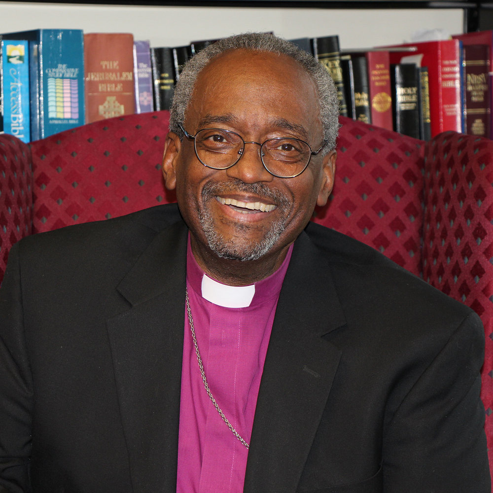 Bishop Michael Curry - Presiding Bishop of the (National) Episcopal Church 2015 -