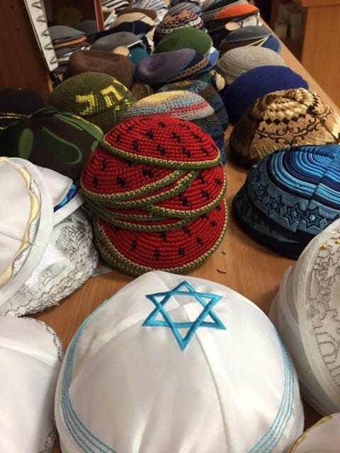 Jewish Head Gear