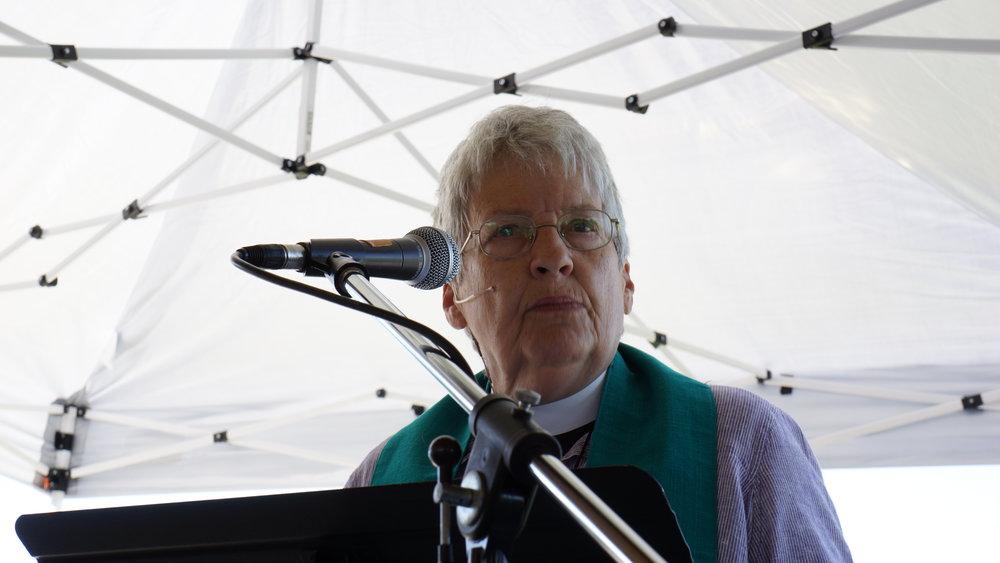 Rev. Marsha Vollkommer