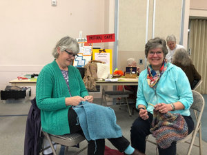 Prayer Shawl Ministry brings joy