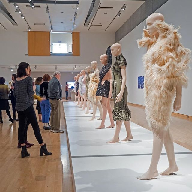 Iris van Herpen: Transforming Fashion is now on view @phxart through May 13, 2018.