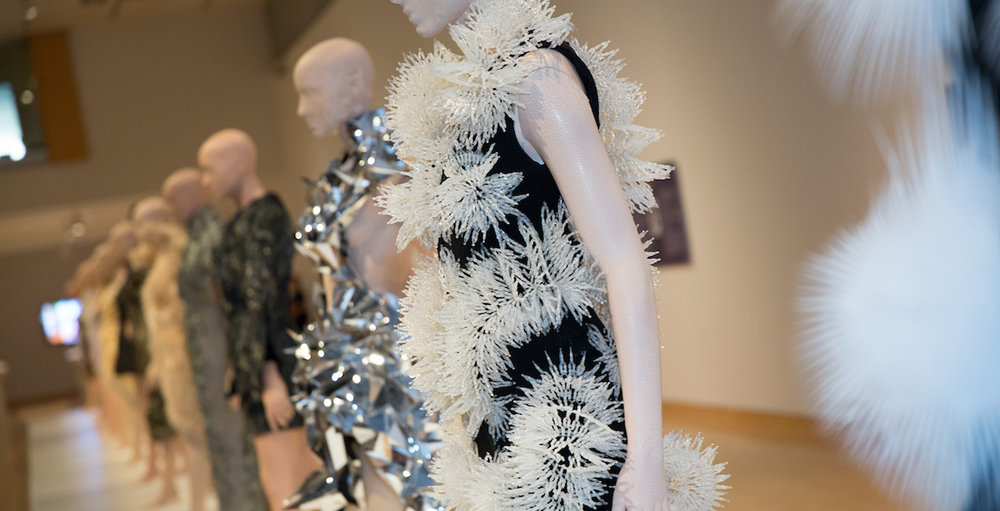 SECOND WEDNESDAY   Fashion and Textile Design: Innovative Approach for a Better Future   Learn More