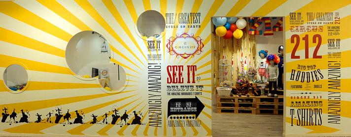 American Package Design Award - Retail Facade Art Director: Gigi Leung Designer:  Tirso Montan
