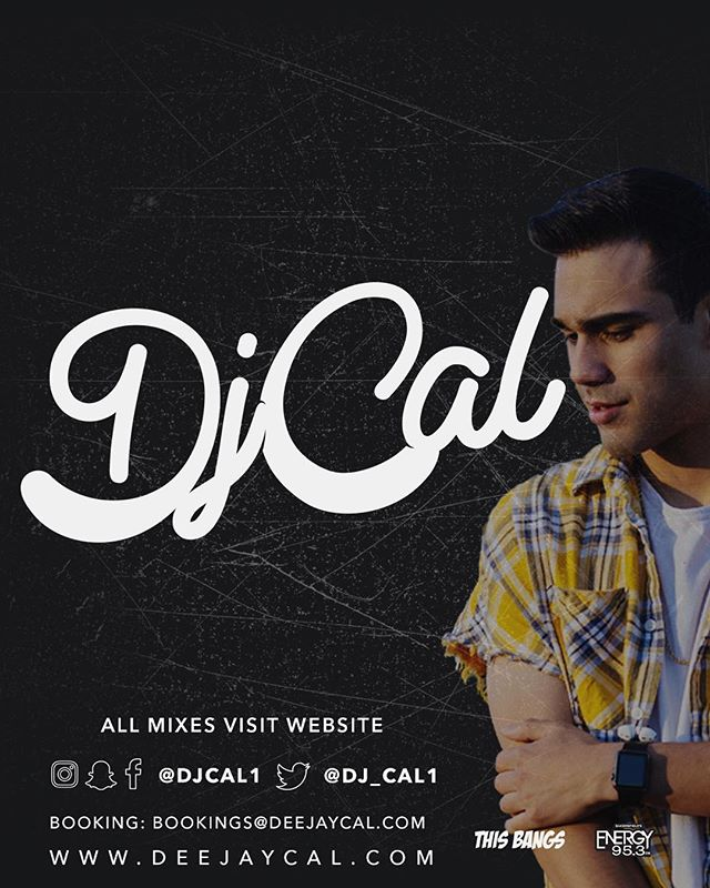 Now booking for 2018 // bookings@deejaycal.com #thisbangs #justvibesradio