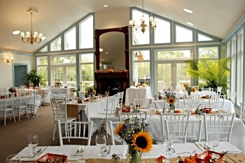 The Solarium event venue