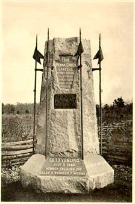 By Gettysburg Battlefield Commission. [Public domain or Public domain], via Wikimedia Commons