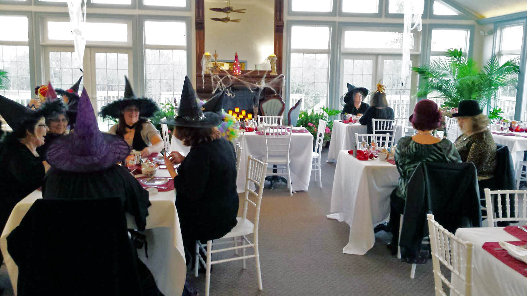 Phrase matchless... Witches tea party good