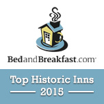 Bedandbreakfast.com review of Battlefield Bed and Breakfast Inn Gettysburg, PA