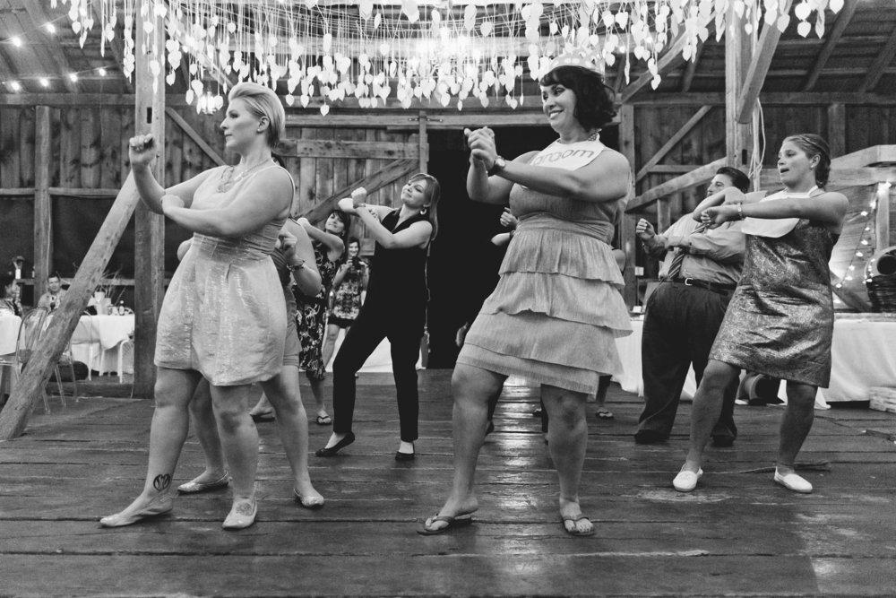 Dine & Dance in The Historic Barn -