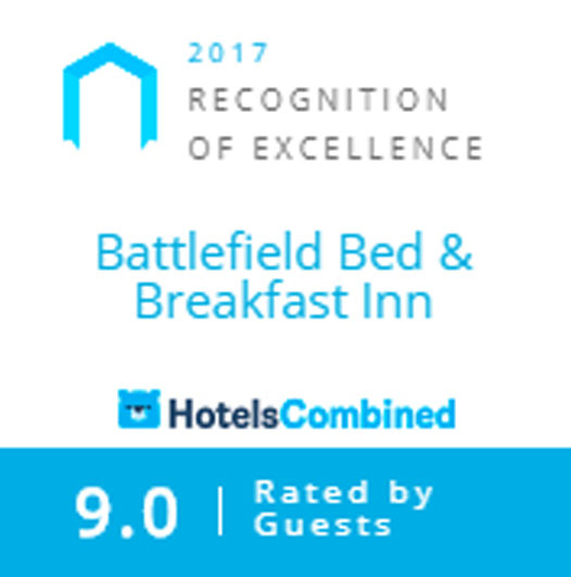 Hotels Combined review of Battlefield Bed and Breakfast Inn Gettysburg, PA