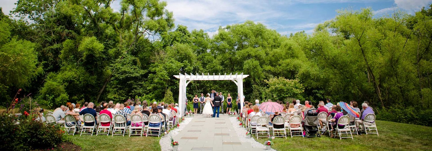 Wedding And Reception Package At Battlefield Bed And Breakfast Inn