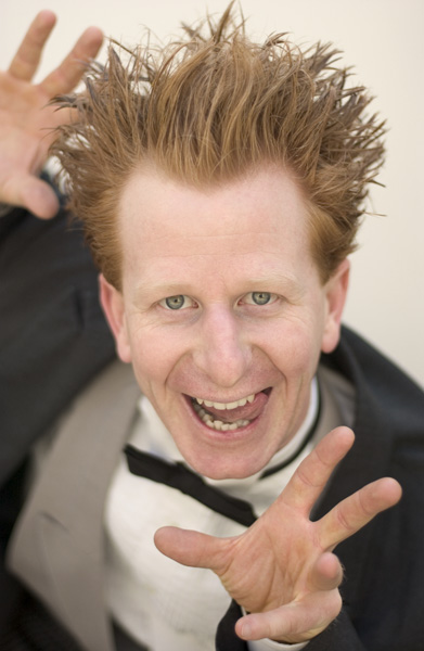 Lance Windish, professional actor and performer