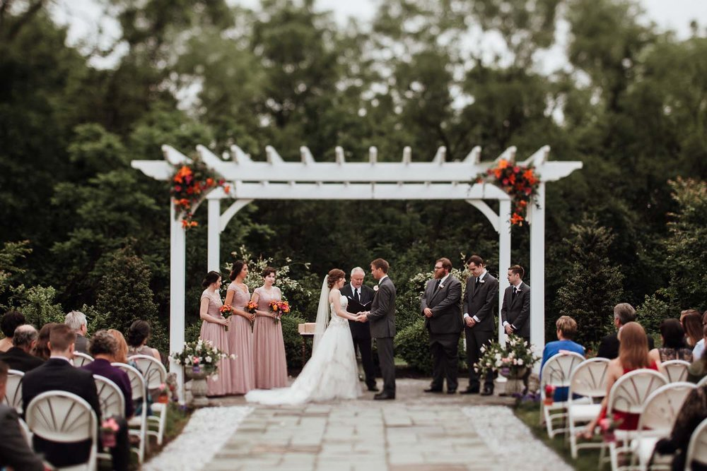 May Wedding Gallery