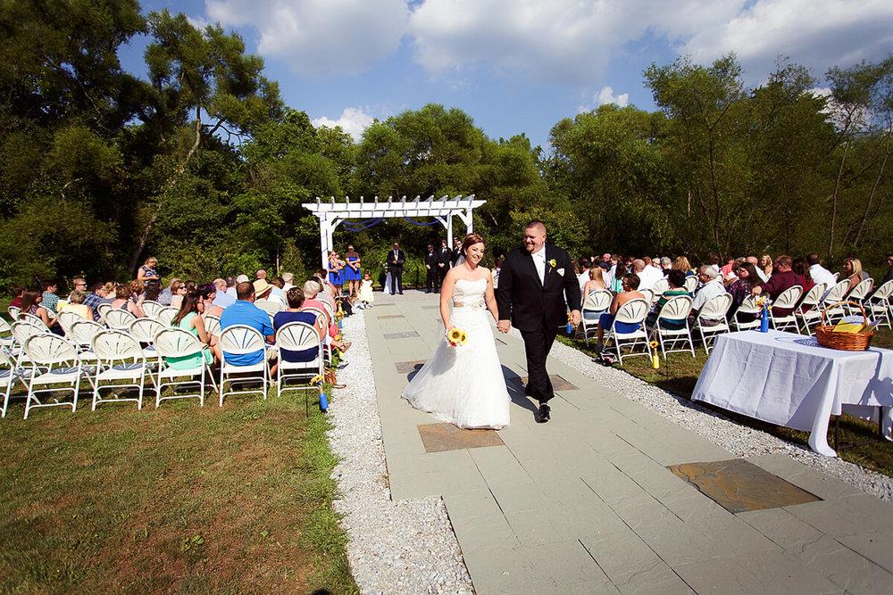 August Wedding Gallery