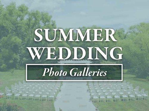 Summer Wedding Galleries