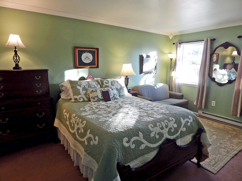 7th Georgia Infantry Room: Get 2nd night at 50% off when you book any room in January 2019