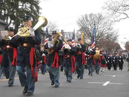 Remembrance Day Parade & Illumination -