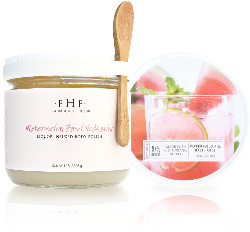 Spa Technicians will select the perfect Farmhouse Fresh products for your skin type and spa treatment.