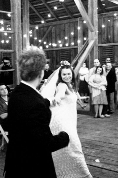 Connie & Lance's Wedding in the Barn 2006