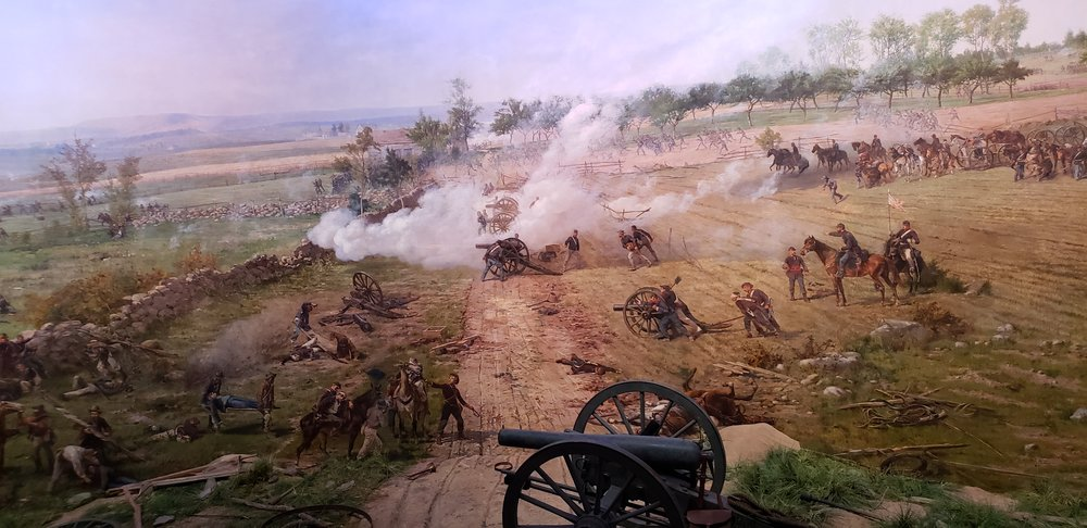 Gettysburg Cyclorama -