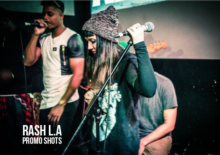 RASH L.A          [LONDON U.K]