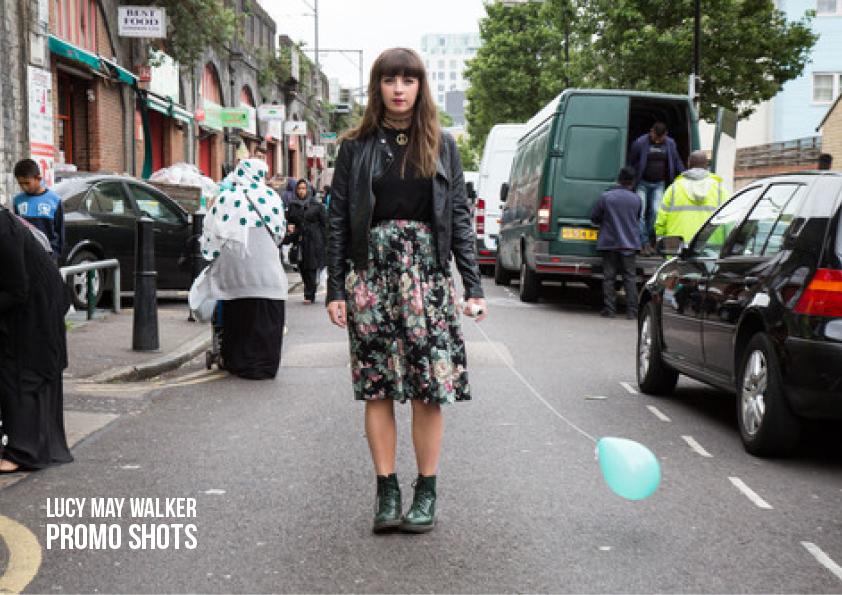 LUCY MAY WALKER    [LONDON U.K]