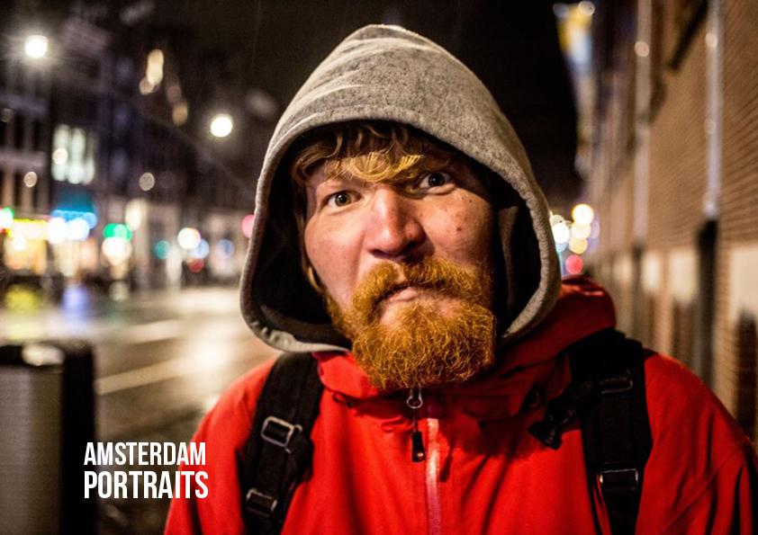 Amsterdam Portraits