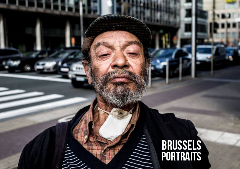 Brussels Portraits