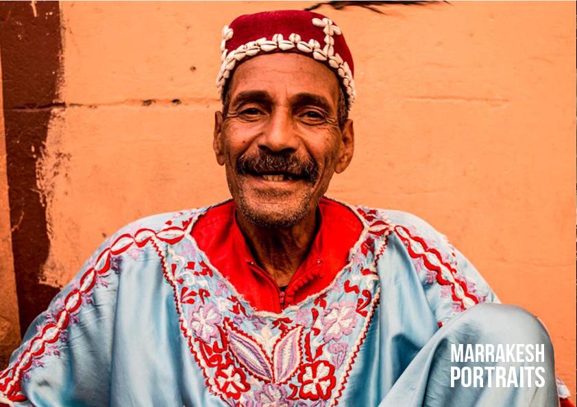 Marrakesh Portraits