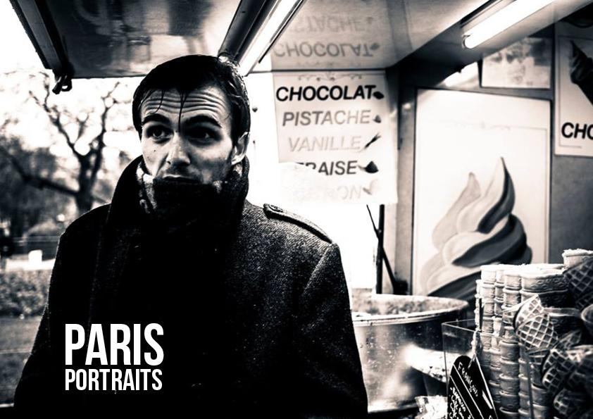 Paris Portraits