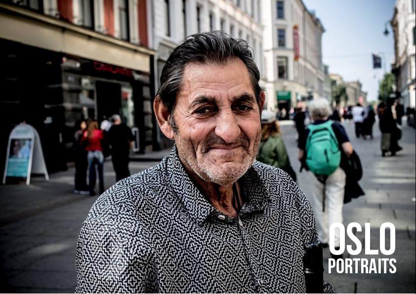 Oslo Portraits