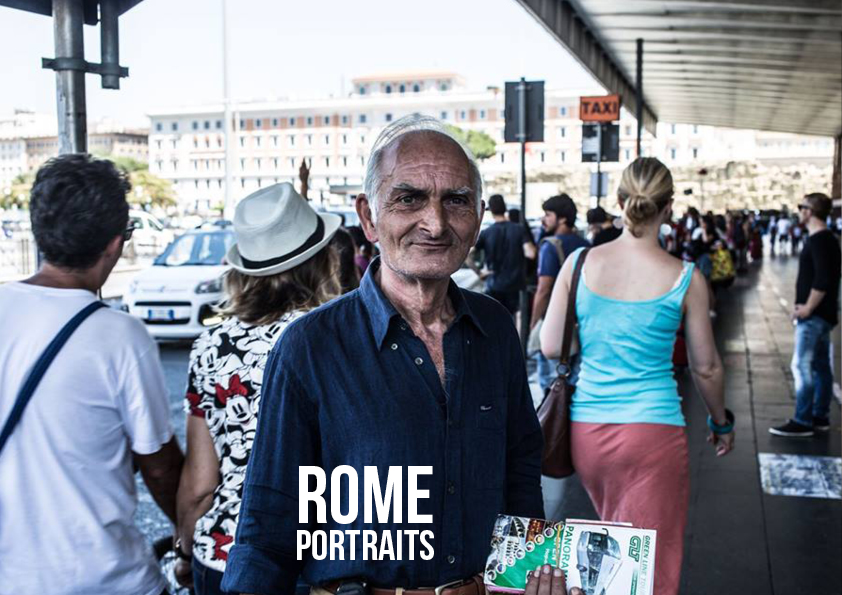 Rome Portraits