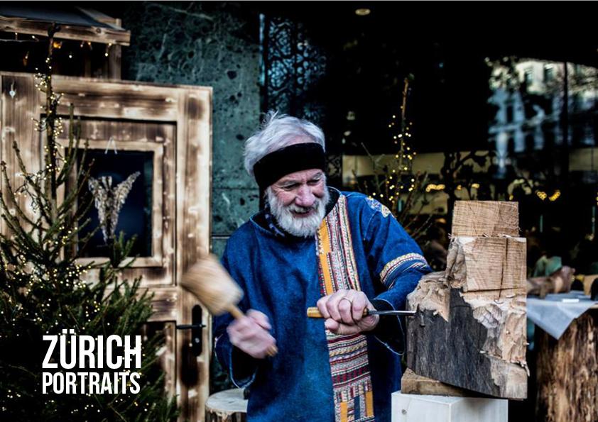 Zurich Potrraits