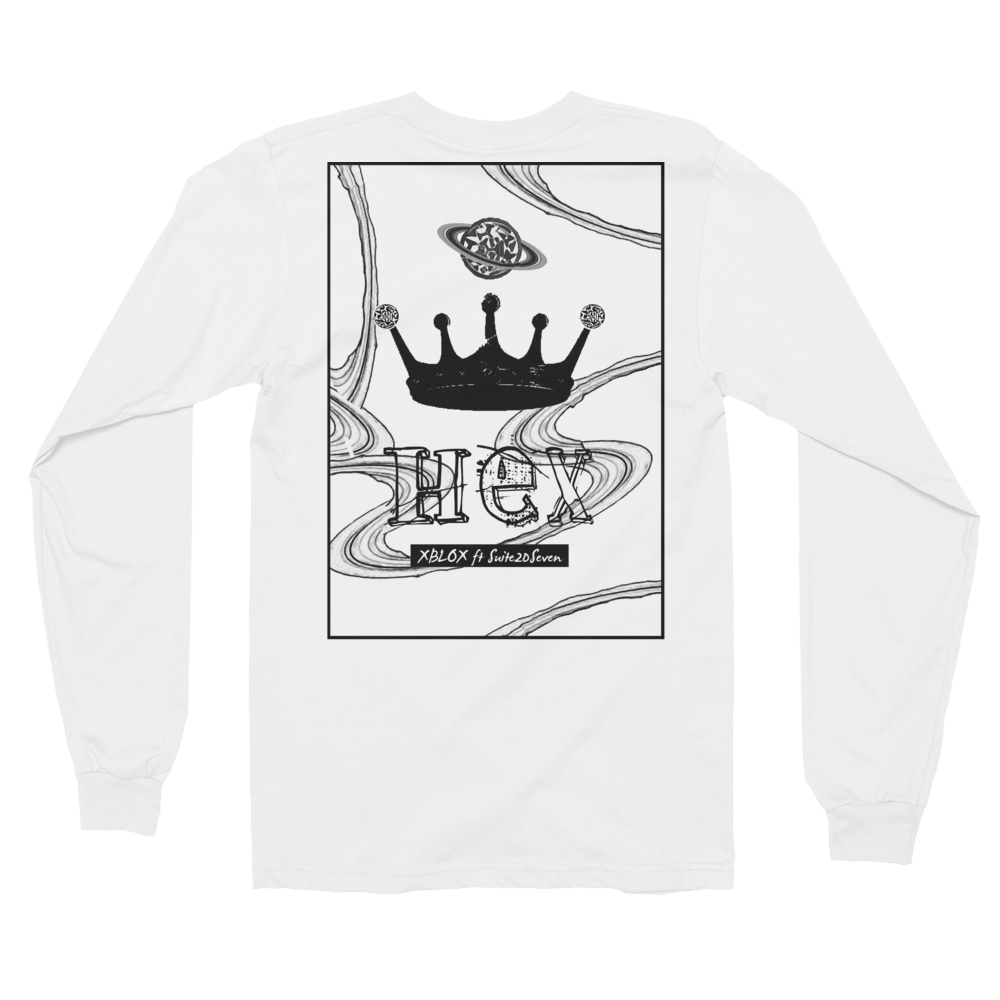 8HEX Series Long Sleeve T's                          $27  (+shipping)
