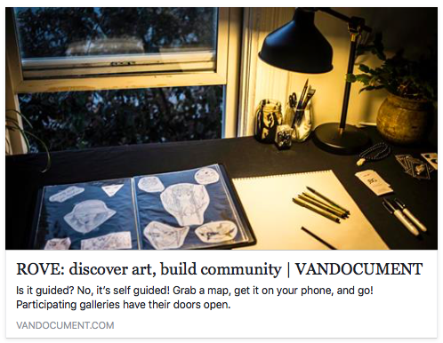 VANDOCUMENT 2017                                       http://vandocument.com/2017/06/rove-discover-art-build-community/