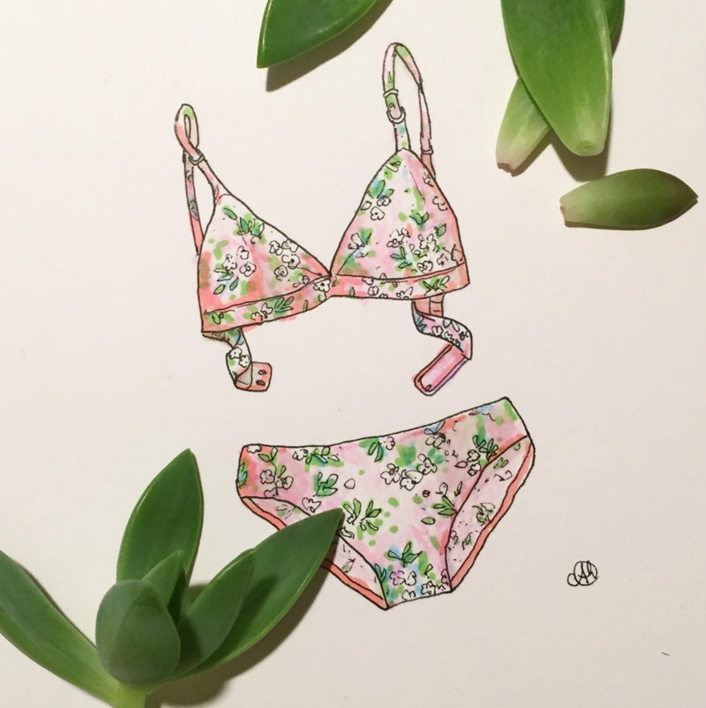 """Stella's bikini"" - available"