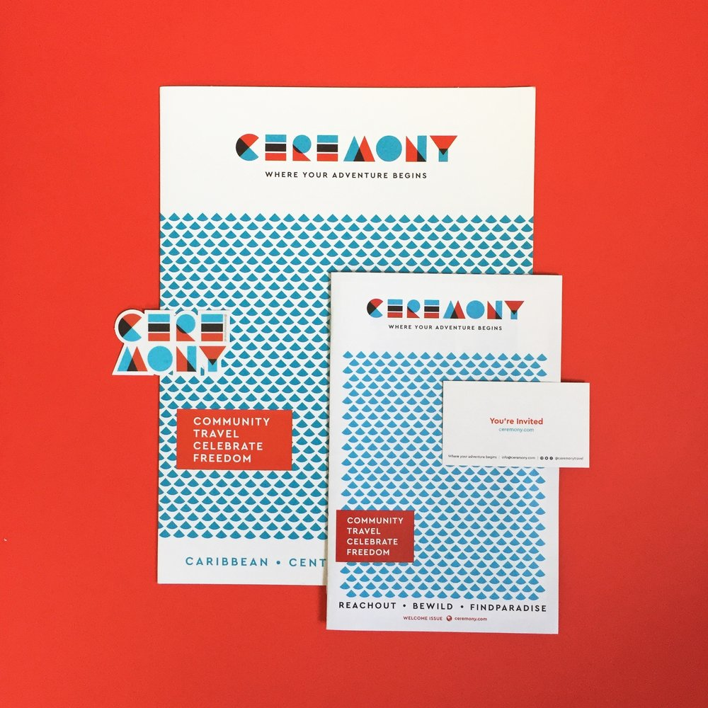 Ceremony - Creative Direction & Art Direction