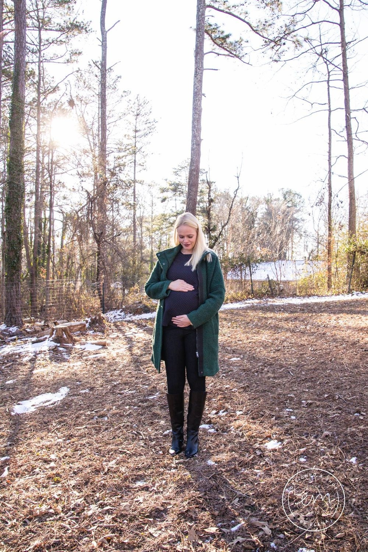Maternity Photo Shoot | Marietta, GA