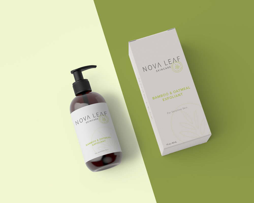 Skincare Packaging Design